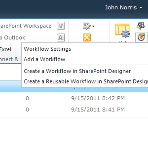 SharePoint Workflow Discussion Board